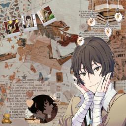 freetoedit dazai dazaiosamu bungoustraydogs bungostraydogs anime animeboy animeasthetics animeaesthetic aestheticwallpaper aesthetic