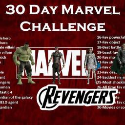 30daychallenge 30daymarvelchallenge challenge marvel marvelchallenge marvelchoice revengersassemble day6 freetoedit