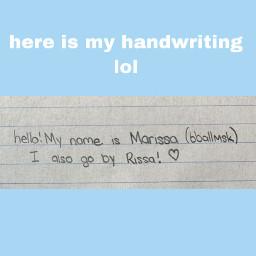 reveal namereveal handwritingreveal