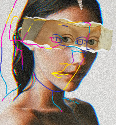 freetoedit canvaseffects makeawesome portrait beauty female