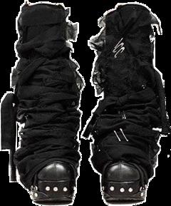 clothes style fashion aesthetic black boots leg warmer legwarmer shoes freetoedit