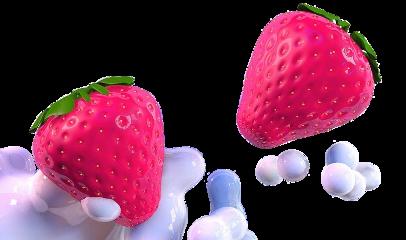 strawberry strawberrymilk strawberries cute aesthetic cyber cybercore cybery2k cybersoft softpastelaesthetic softcore softaesthetic computeraesthetic internet pinkaesthetic pink y2k y2kaesthetic y2kcore pretty freetoedit