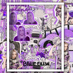 singer picsart edit billieeilish freetoedit