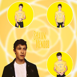 shawnmendes shawnmendesedit yellow