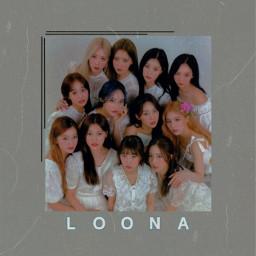 loona kpop wallpaper pttloona ptt