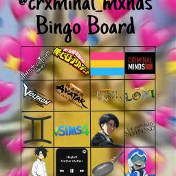 freetoedit bingoboard