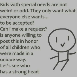 freetoedit love specialkids respect equality special care important diversity different