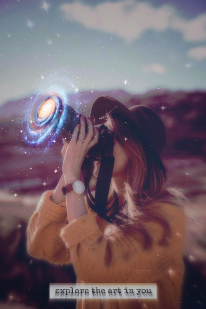 #galaxy #camera #explore#art #stars