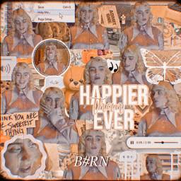 dreqmyrebecca billieeilish happierthanever newalbum browncomplex complex orange orangecomplex billie edit stickers yourpower lostcause billieisbae
