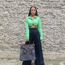 eva beautiful green bag maddybecker28