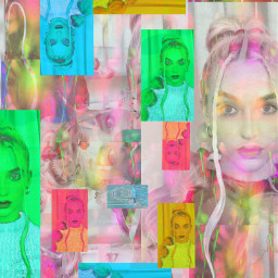 freetoedit interesting trippy psychedelic colorful layers