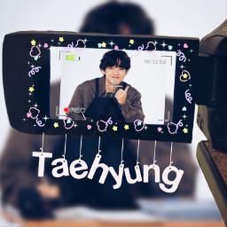 freetoedit taehyung bts rccameramemories cameramemories