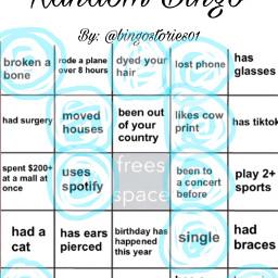 freetoedit bingo