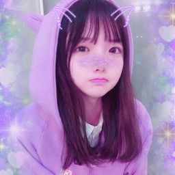 kawaii egirl girl pink purple roxo cute fofo meninas vaporwave wallpaper edit efects freetoedit
