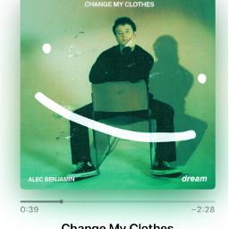 dreamsnewsong changemyclothes dream alecbenjaminmusic