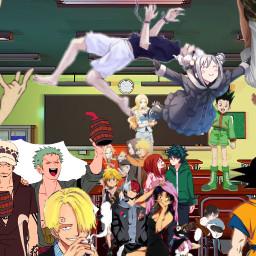 freetoedit animesgotoschool