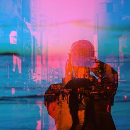 freetoedit doubleexposure surreal artistic remix people