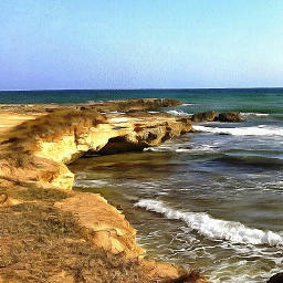 freetoedit sea landscape myedit remix
