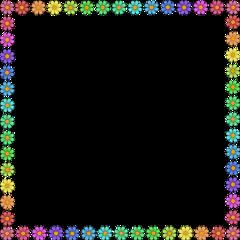 flower zzz cute flowercore rainbowcore rainbow freetoedit