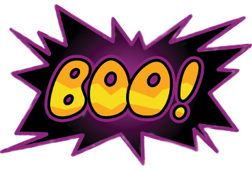 boo halloweenspirit text spooky purpleandblack freetoedit local