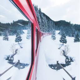 зима дорога local