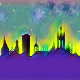 freetoedit aberdeen skyline