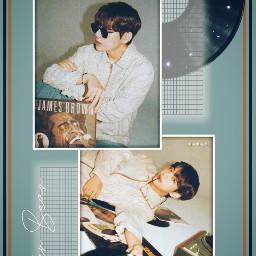 taehyung bts edit wallpaper 2021 perfect winterbear freetoedit local