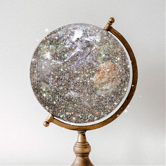 "The,world,is,at,your,fingertips,(literally!)!,In,this,Image,Remix,Challenge,,we,want,to,see,how,you,add,your,own,""spin"",on,this,pared-down,,minimalistic,globe."