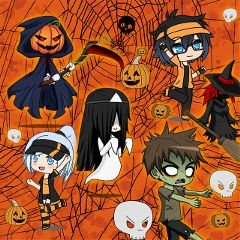 Dress,up,your,Gacha,Life,OC,for,Halloween!,🎃,Use,provided,stickers,to,create,boo-tiful,remixes,of,your,own,anime,styled,characters,dressed,up,and,ready,to,trick-or-treat!,Cover,image,by,@gachalife